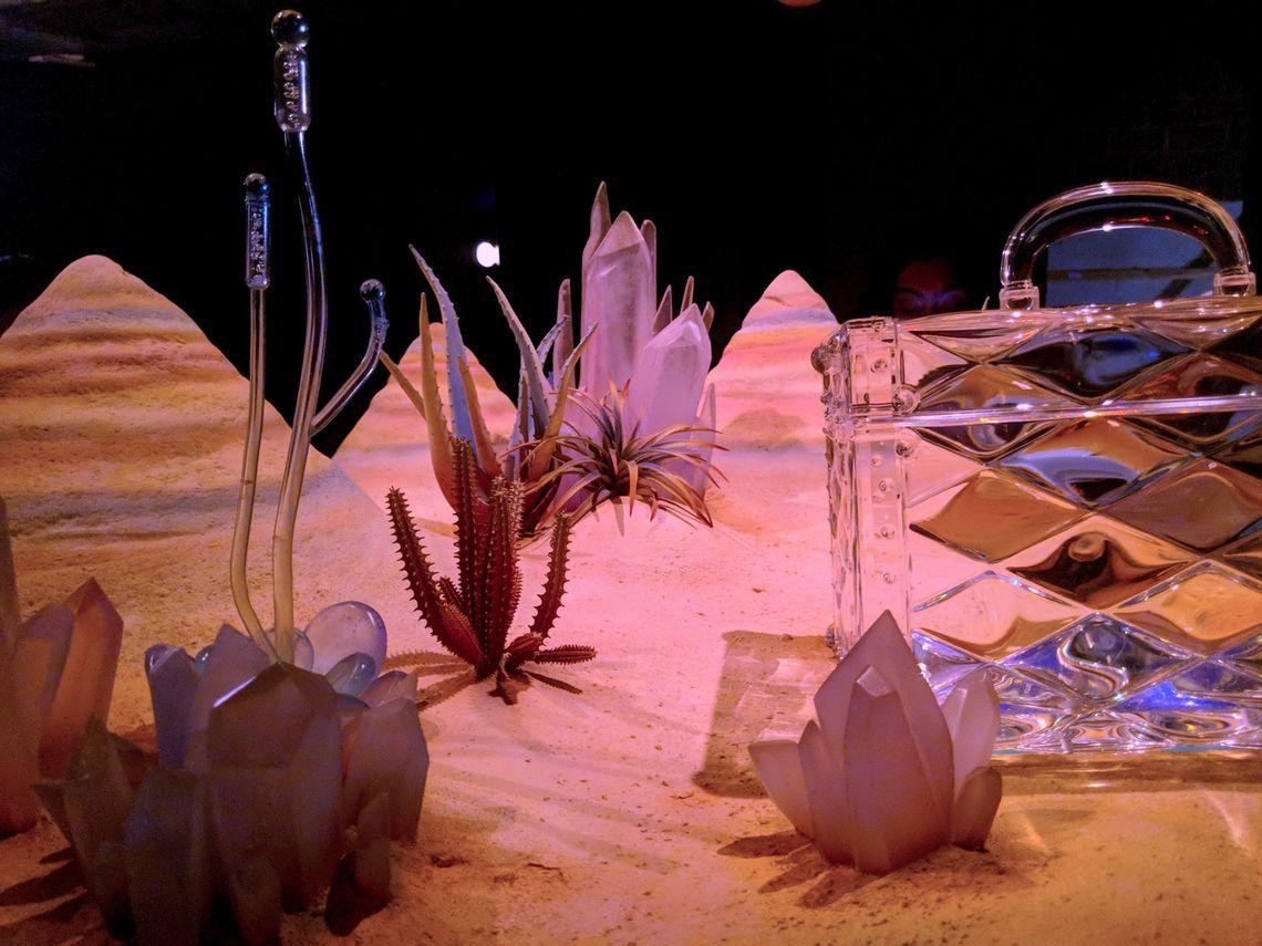 Selfridge's The Flipside Exhibition Art Review