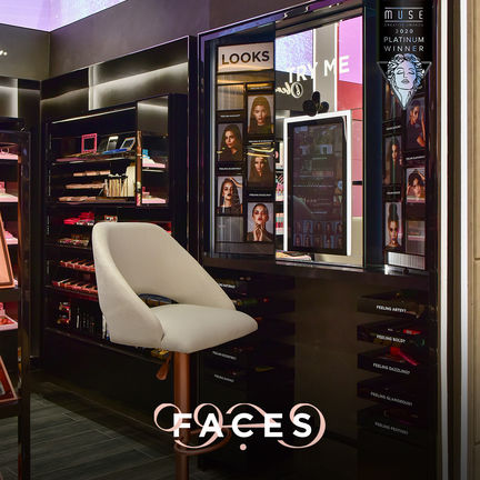holition faces store of the future muse awards